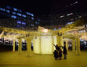 【博多】1/12まで開催中!クリスマスにイルミネーションを見逃したカップル必見のプラン♪