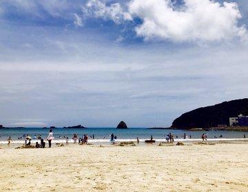 【SNSで今話題】綺麗なビーチ♡〜伊豆編〜