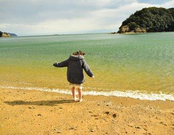 【謎だらけの島】仙酔島で絶景秘湯巡りをしてきた!