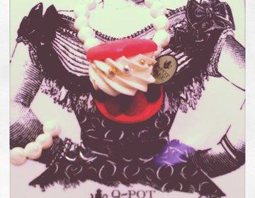 スイーツとアクセサリーのコラボ♡一度は女子会をしてみたい表参道Q-pot Cafe♡