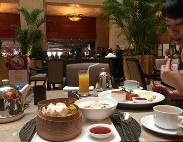 シンガポール五つ星『The Fullerton Hotel(フラートン)』2,000円代!ホテル朝食