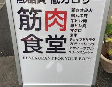 六本木・筋肉のための食堂!多数の芸能人を指導した元トレーナーが手がける「筋肉食堂」(ジム紹介付き)