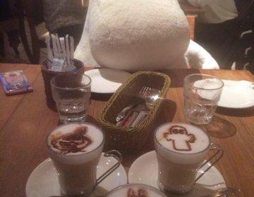 フィンランドからやってきた「ムーミンカフェ」最上級の癒しスポット♪