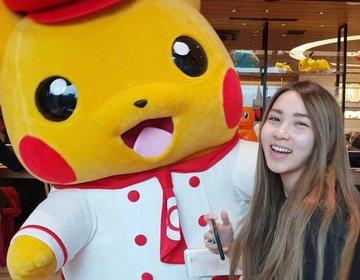 ピカチュウに会える♡日本橋ポケモンセンター『ポケモンカフェ』の紹介!インスタ映え