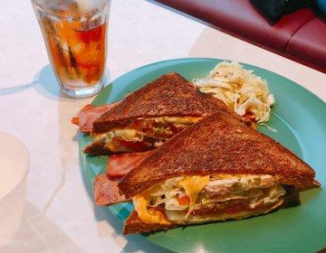 【福岡】超おしゃれなサンドイッチ屋さんバイミースタンドで優雅なひと時を