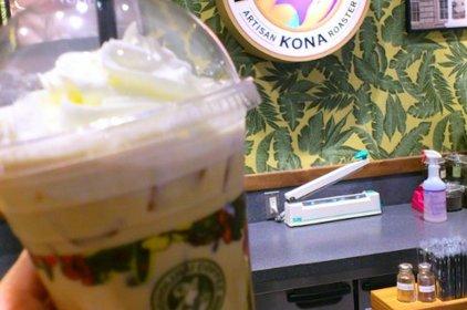 ホノルルコーヒー ダイバーシティー東京プラザ店