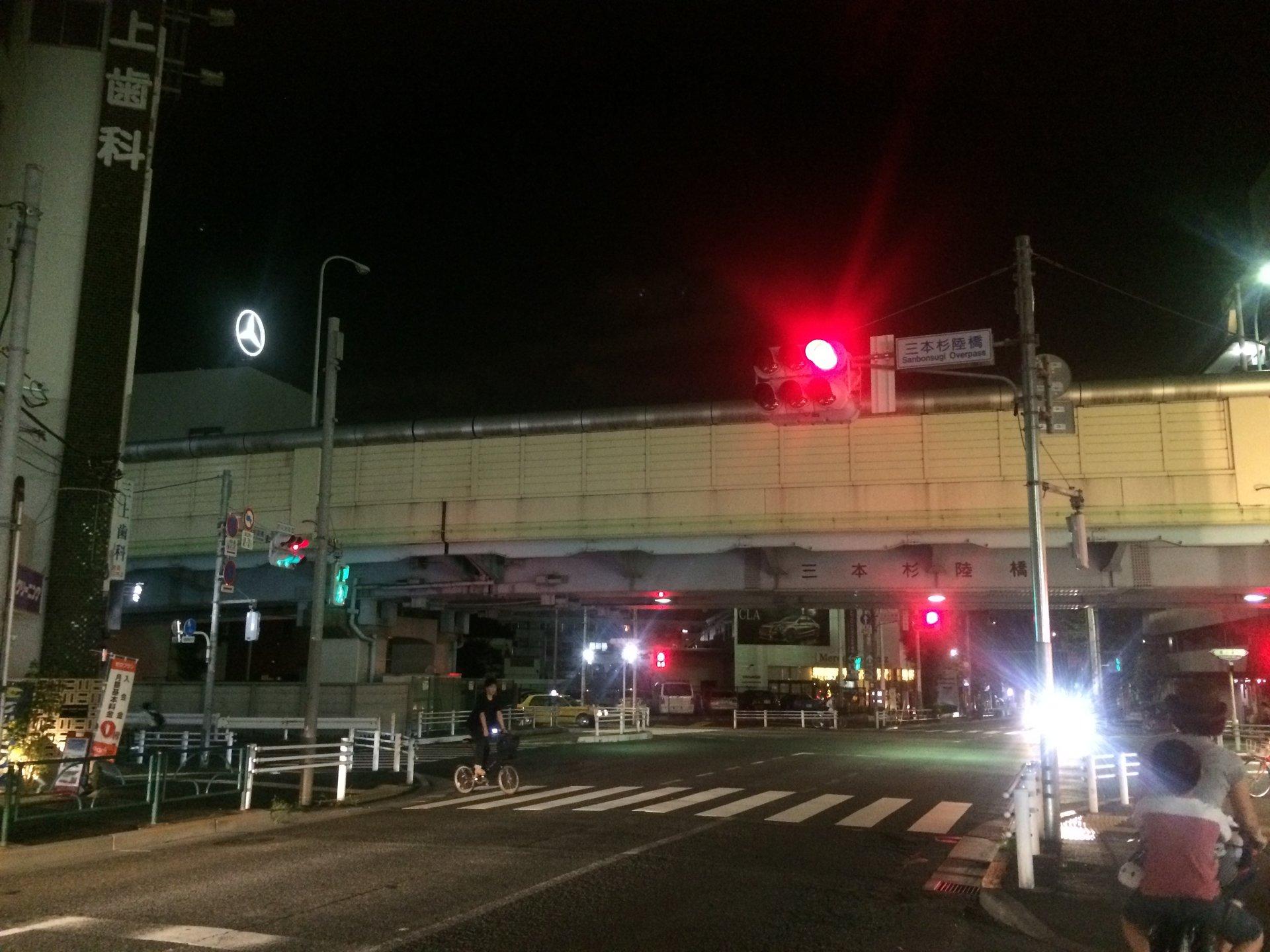 【世田谷区民向け】三本杉陸橋をスタート・ゴールとするおすすめランニングコース!