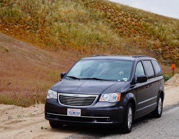 カリフォルニア旅を楽しむならレンタカー必須!安心安全のハーツでアウトドア女子旅☆