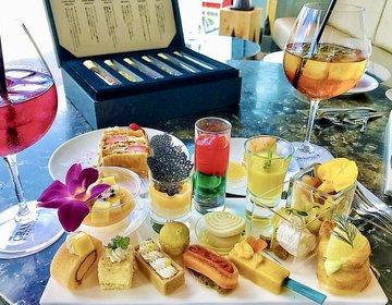 【銀座】三時間飲み放題の豪華アフタヌーンティーセット♡銀座のカフェ・GINZA SIX