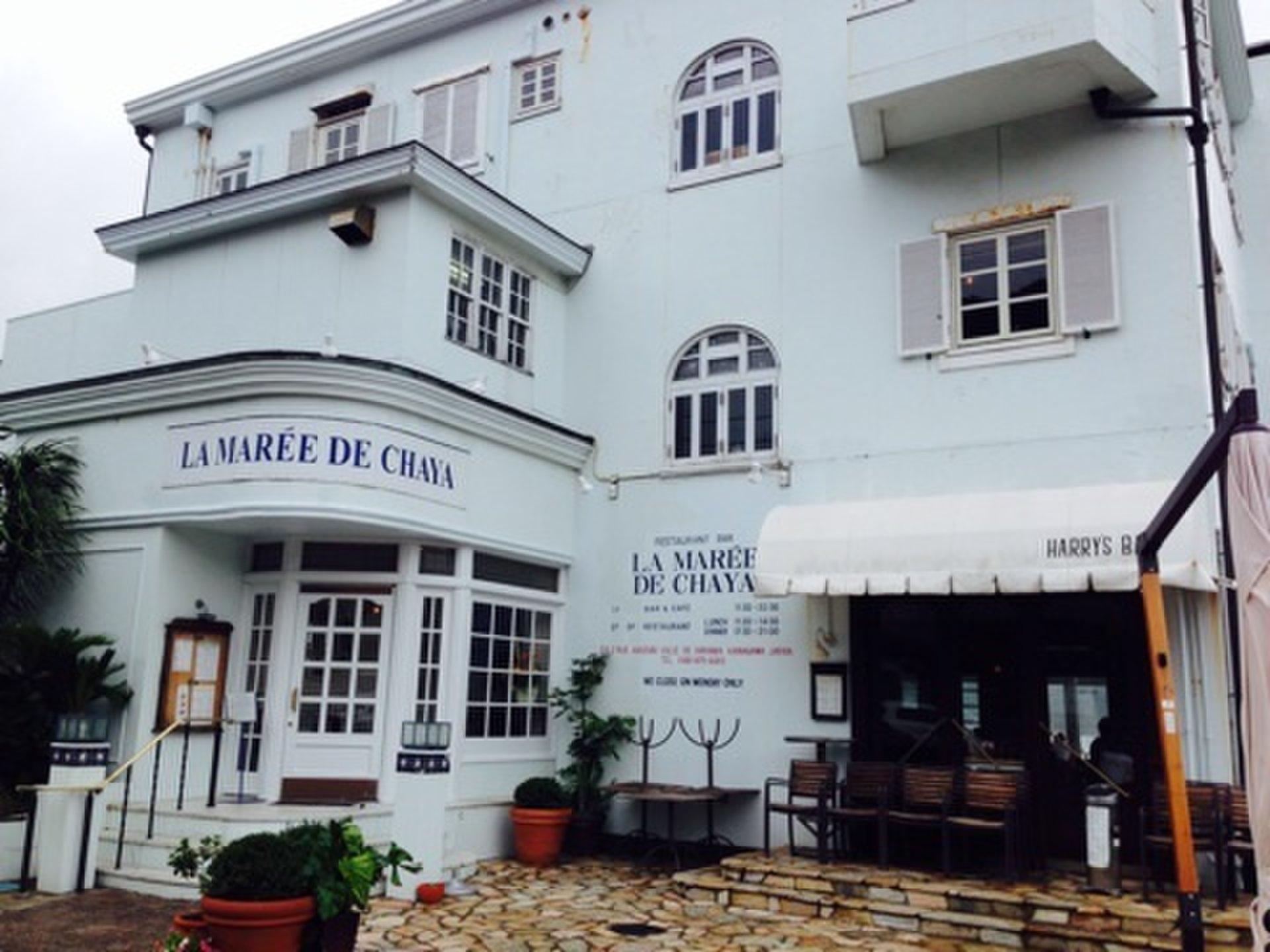 神奈川の葉山デートでおすすめのおしゃれカフェ「レストラン ラ・マーレ・ド・茶屋」