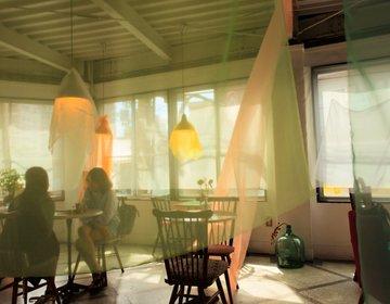 【空間自体が1つの作品】大阪福島にあるフォトジェニックなイマスプロジェクトカフェへ行こう!