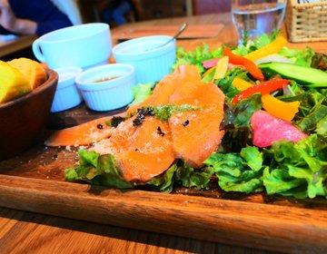 【女子会におすすめ】梅田駅徒歩2分!ヘルシーでバランス抜群のお野菜ランチ♡