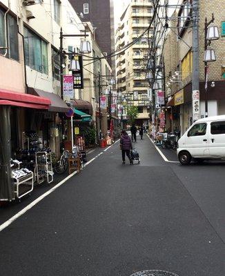 サンモール大塚商店街振興組合