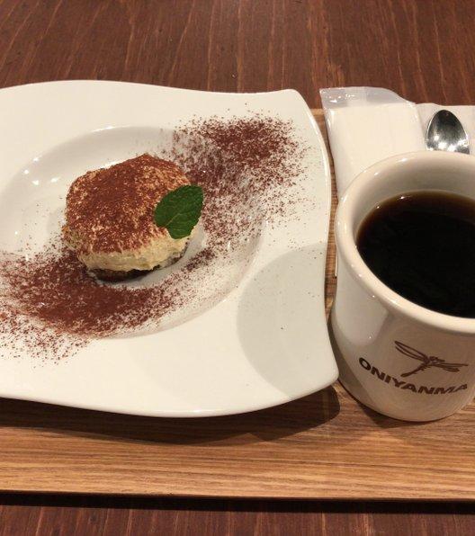 オニヤンマ コーヒー&ビア