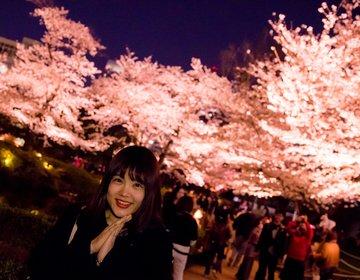 人に教えたくなる夜桜デート!六本木ヒルズ毛利庭園と東京ミッドタウンに急ごう♡