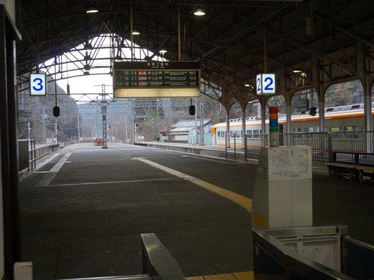 吉野駅(奈良県)