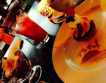 【福岡県・糸島で日帰りドライブ】デートにピッタリ。テラス×夕日を満喫できるカフェ・サンセット