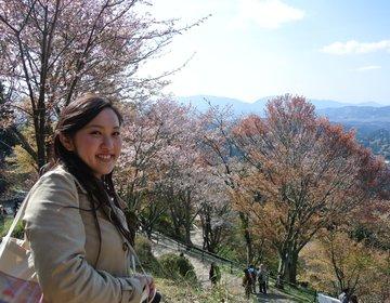 日本一歴史ある桜スポット【奈良・吉野山】へお花見に行こう!大阪からもアクセス◎