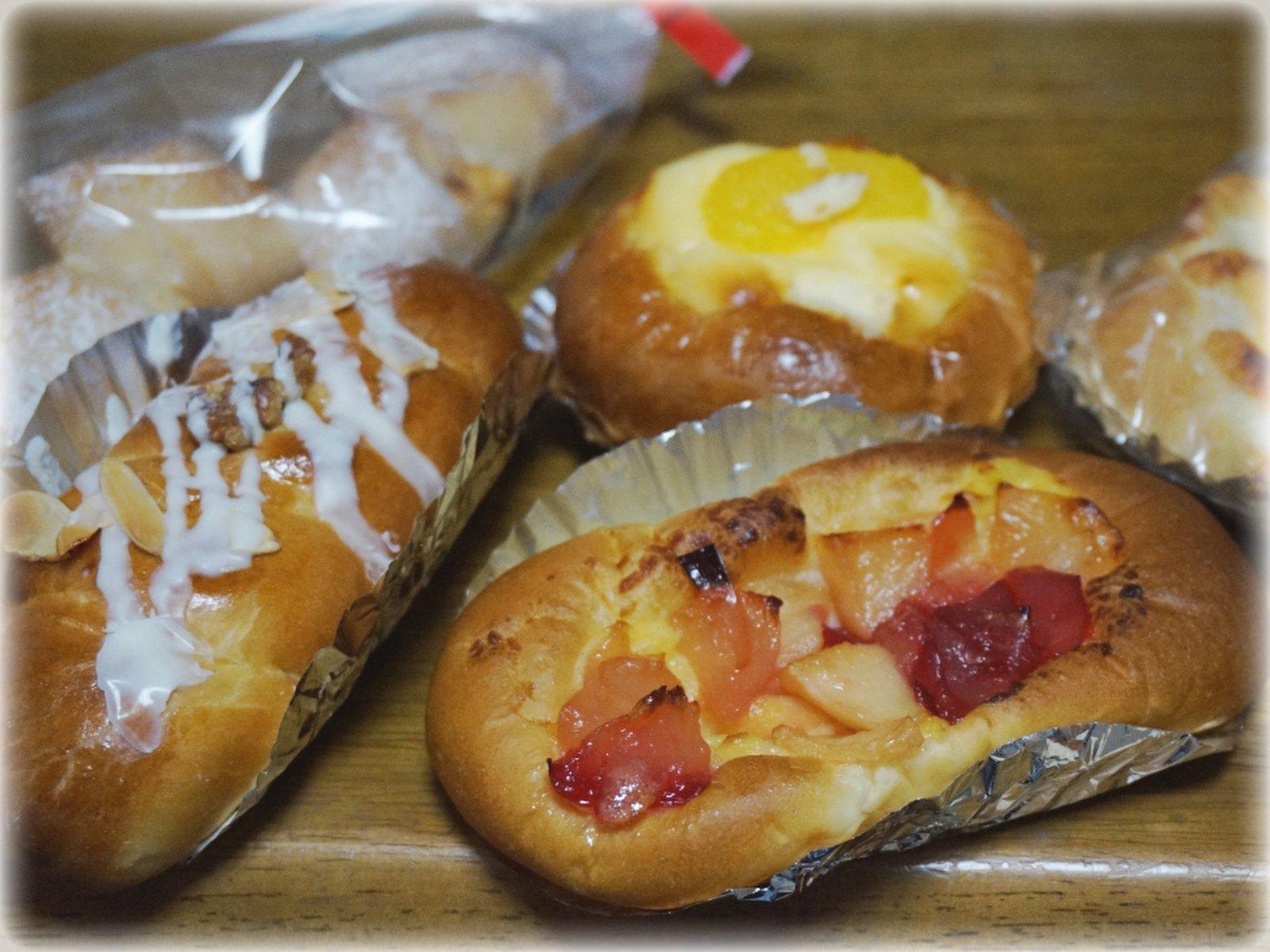 天然酵母パン まんまみ〜あ ママの味