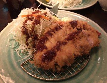 究極とんかつ屋神楽坂『あげづき』2,160円特上ロース定食がおすすめ!食べログ3.5以上