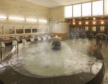 京都で唯一朝風呂できる!京都駅から徒歩1分の京都タワー「YUU」