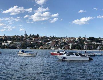シドニーおすすめカフェ♡高級住宅地・シービューを楽しむヘルシーブランチ