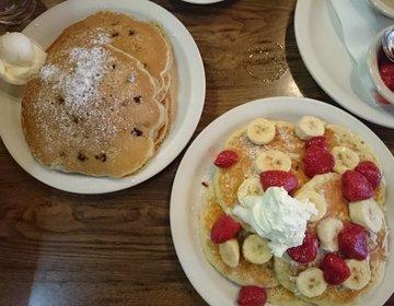 ハワイの老舗のおすすめ人気パンケーキ店!オリジナルパンケーキハウス アラモアナで朝食