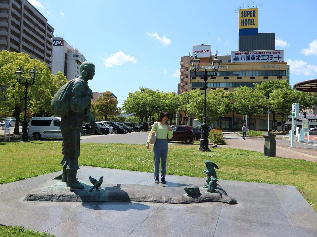 鳥取鉄道記念物公園 (沢井手公園)