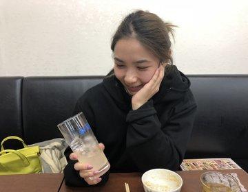 浅草エリアちょい飲み!コスパ良し・田原町の中華料理店