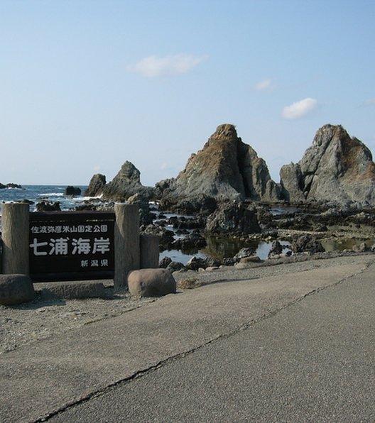 二ツ亀海水浴場