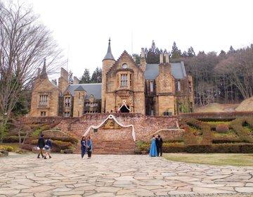 【恋人の聖地】ここって日本?1000円で入れちゃうヨーロッパの古城!
