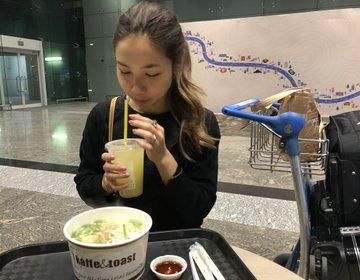 シンガポール夜カフェ♡チャンギ国際空港おすすめ24時間カフェはココ!