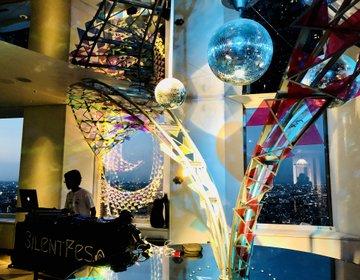 サイレントディスコ、デジタルアート...。サンシャイン60展望台は新感覚なデートスポットにぴったり!