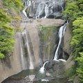 袋田の滝 滝見台