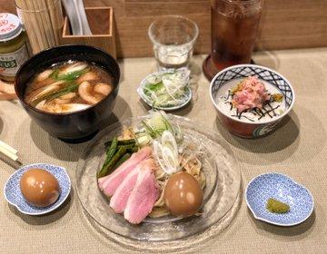 上野おすすめラーメン『鴨と葱』店内おしゃれ♡女性1人でも入りやすい行列のできる店