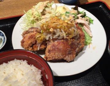 田町OLランチ【5選】これで一週間乗り切ります!