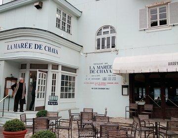 葉山デート【穴場】海が目の前のカフェ・レストラン。ランチやディナーも! ラ・マーレ・ド茶屋