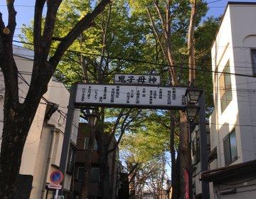 鬼子母神のある歴史ある街【雑司が谷】を歩いてみました。