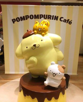ポムポムプリンカフェ 梅田店