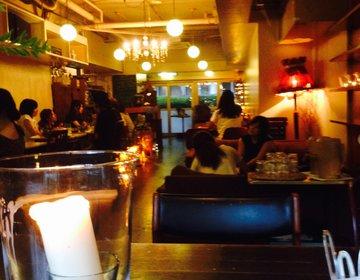 【渋谷】静かでリラックスディナーができる「ザリガニカフェ」