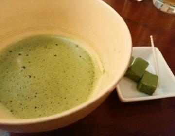 飲み放題にお抹茶!お酒が飲めない人でも楽しめる飲み放題がある、京都のおいしい創作料理屋「イチョウヤ」