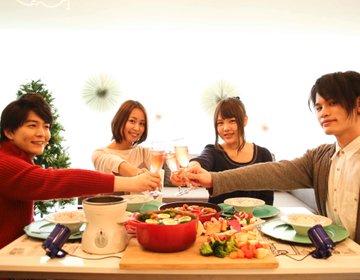 【冬はホムパで決まり!】ホームパーティーをおしゃれアイテムでリッチに楽しもう!