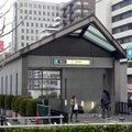 西新宿駅 (Nishi-shinjuku Sta.) (M07)