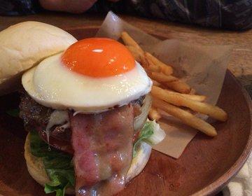 那須のオススメランチはUNICOの極上ハンバーガー!店内にある工房ではアクセサリー作りも楽しめる
