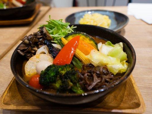 スープカレーGARAKU 中野店