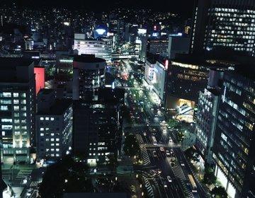 三宮駅から徒歩7分!駅近・地上24階から神戸の夜景を満喫☆無料の夜景スポット
