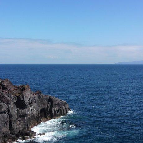 城ケ崎海岸