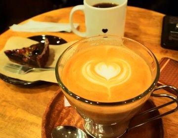 大阪駅から1駅!深夜23時まで!仕事終わりでも時間を気にせず夜カフェを楽しもう♡