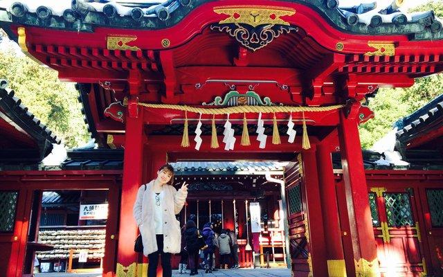 箱根神社 (Hakone Shrine)