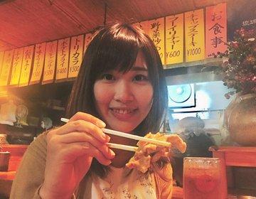【沖縄県読谷村】地元民が毎週通う!名物餃子がおいしい居酒屋「シンガポール」
